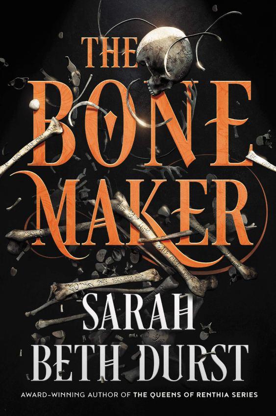 The Bone Maker Cover