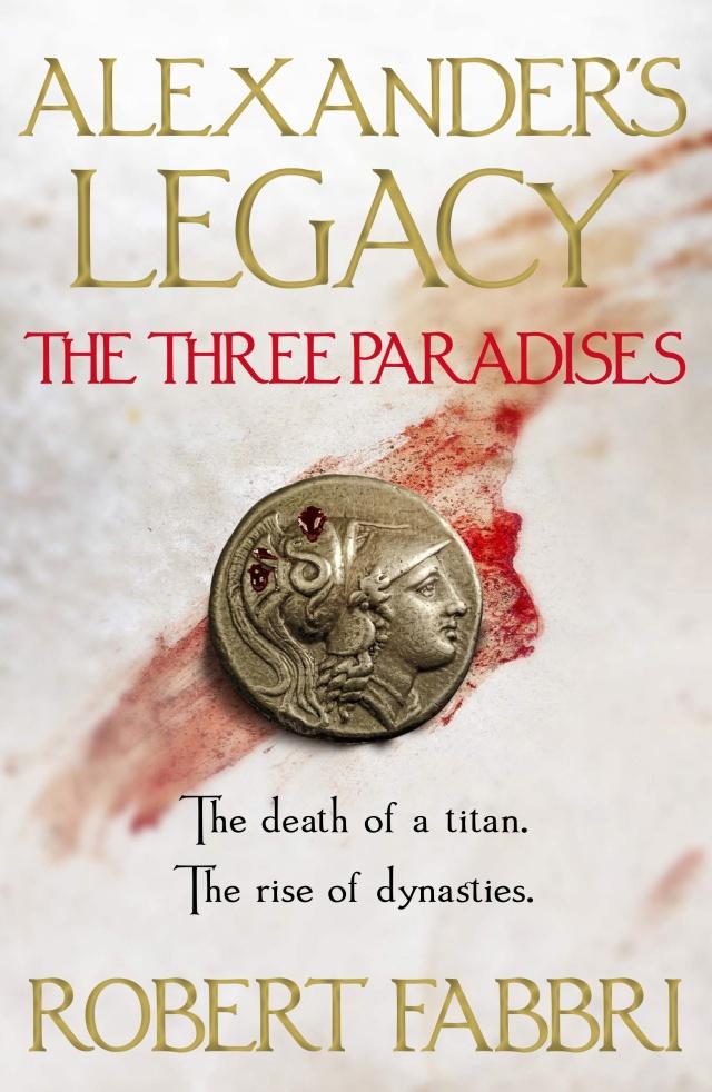 The Three Paradises Cover