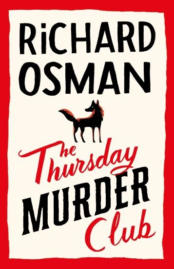 The Thursday Murder Club Cover