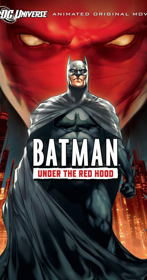 Under the Red Hood Cover
