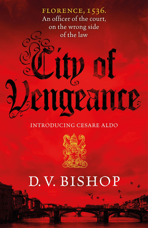 City of Vengeance Cover