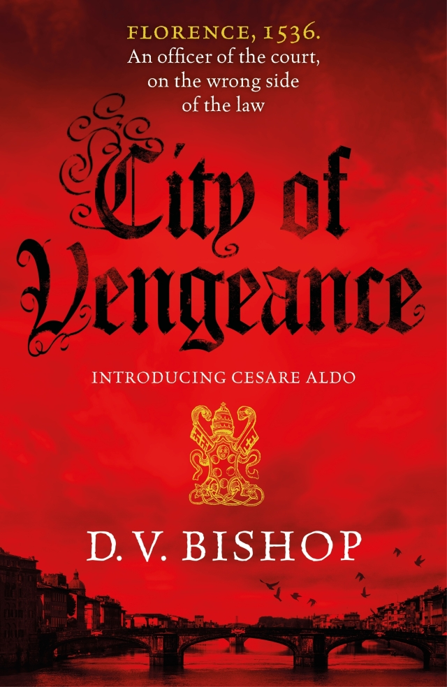 City of Vengeance Cover