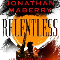 Waiting on Wednesday – Relentless by Jonathan Maberry