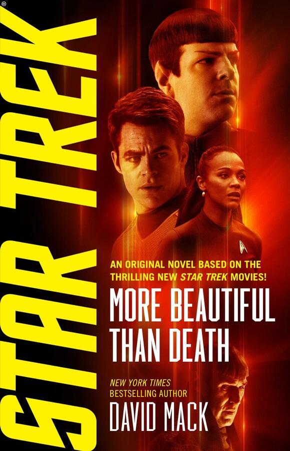 Star Trek More Beautiful than Death Cover
