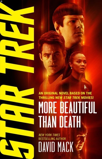 Star Trek More Beautiful than Death Cover