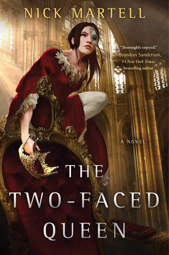 The Two-Faced Queen Cover 2
