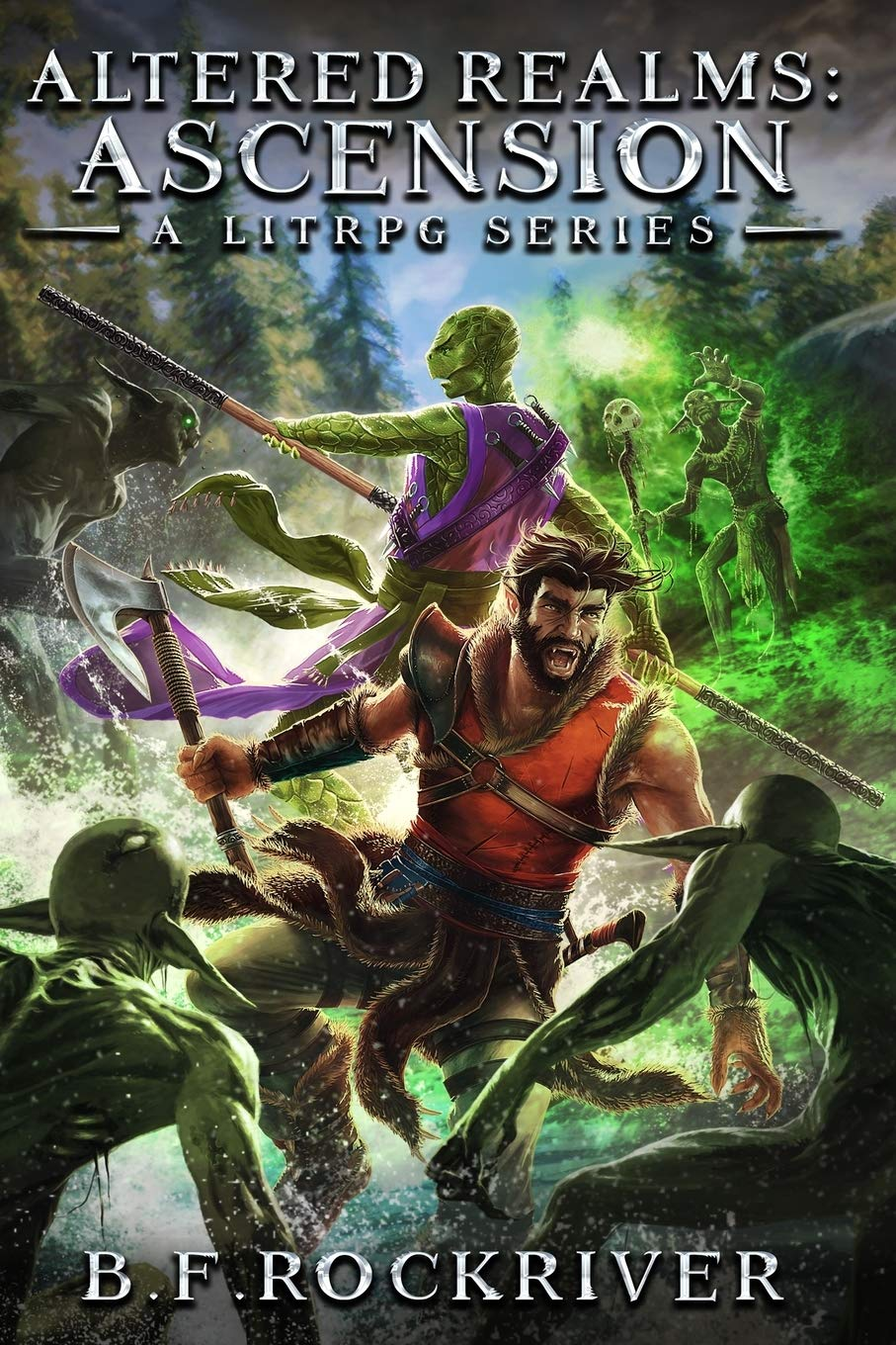 Altered Realms cover