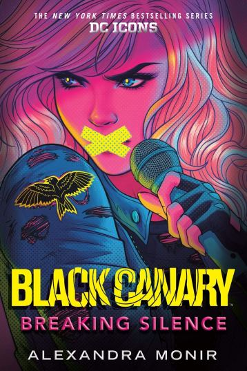 Black Canary - Breaking Silence Cover