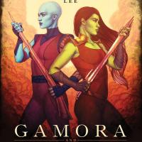 Waiting on Wednesday – Gamora & Nebula: Sisters in Arms by Mackenzi Lee