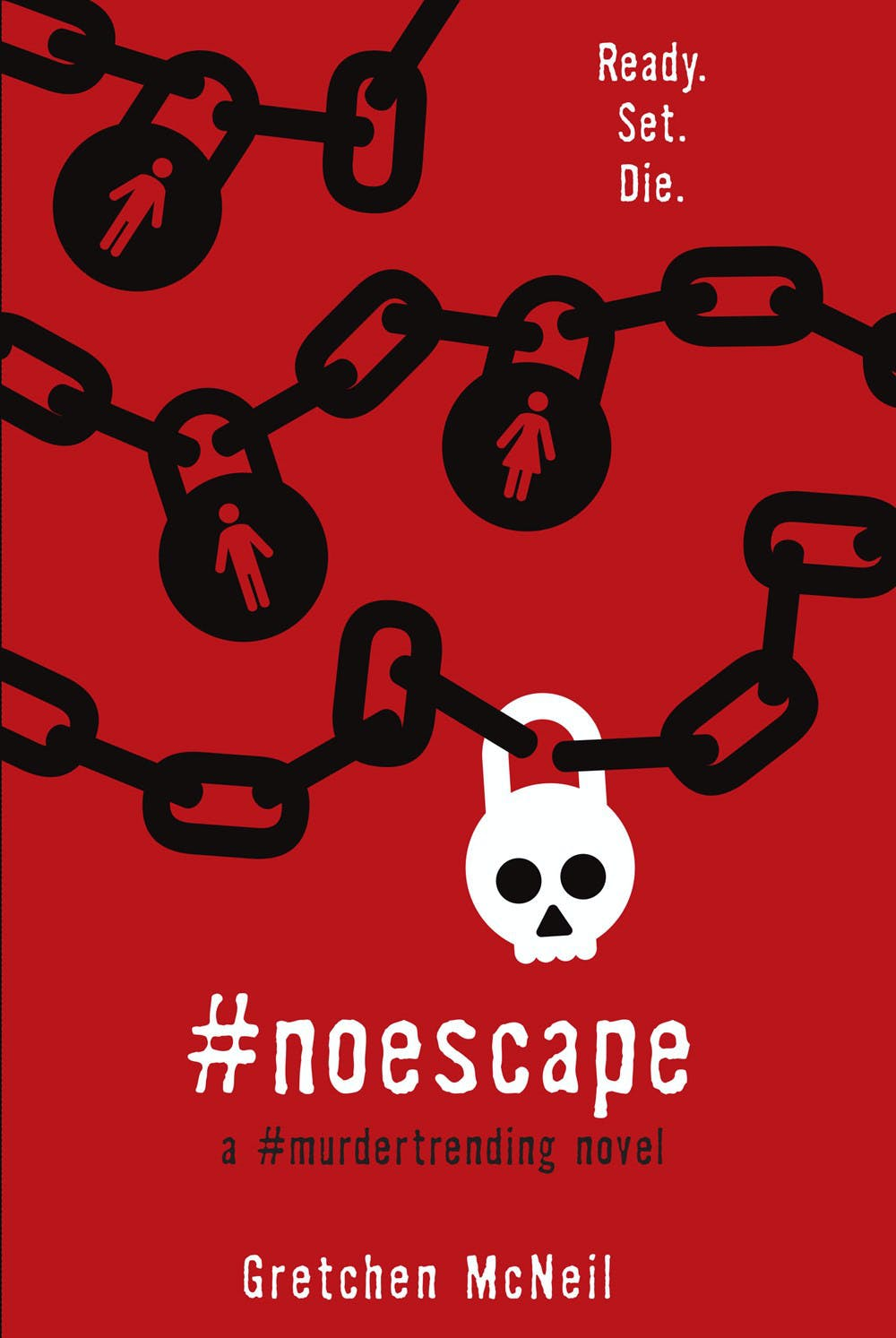 #NoEscape Cover