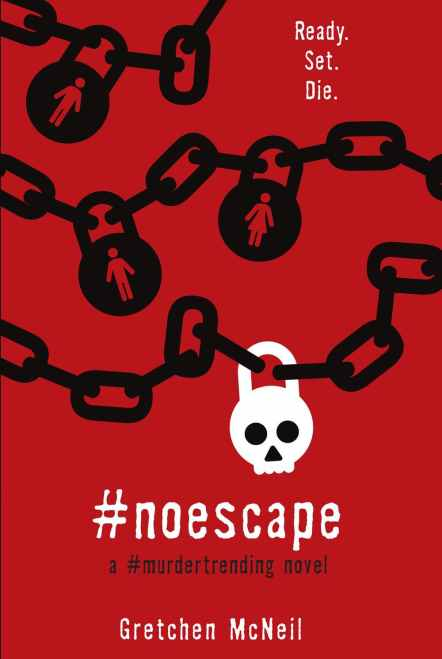 #NoEscape Cover