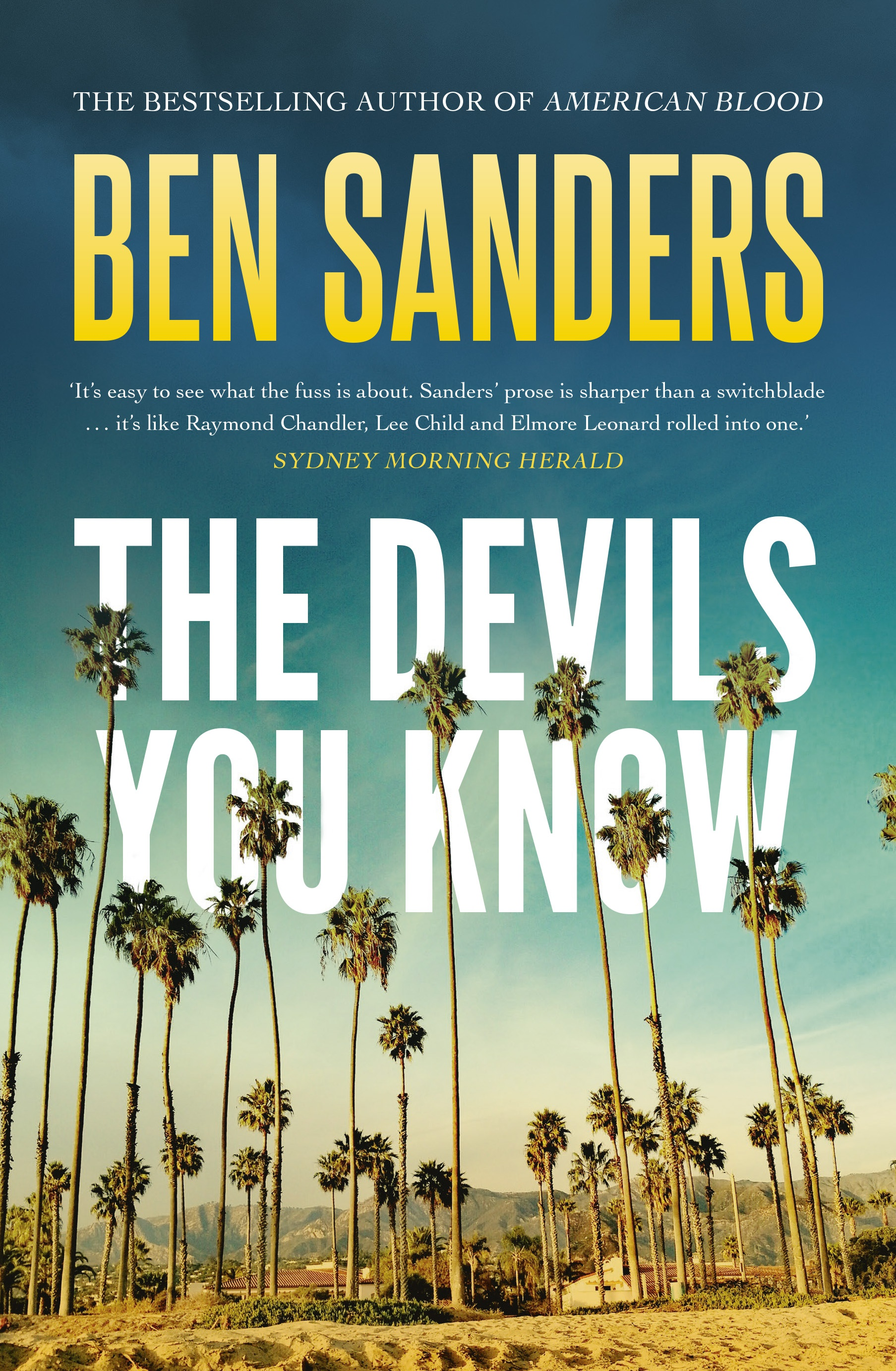 The Devils you Know Cover