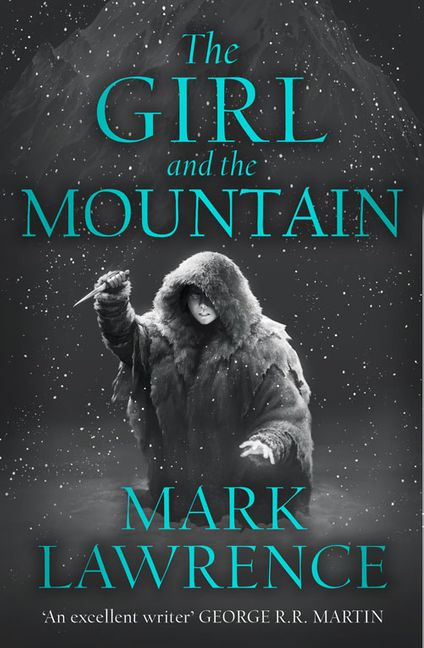 The Girl and the Mountain Cover