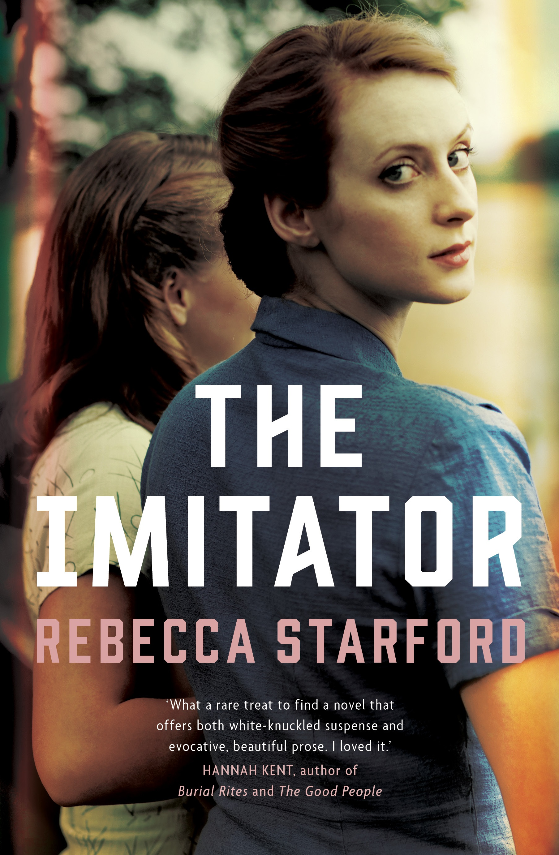 The Imitator Cover