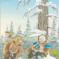 Throwback Thursday: Usagi Yojimbo: Volume 11: Seasons by Stan Sakai
