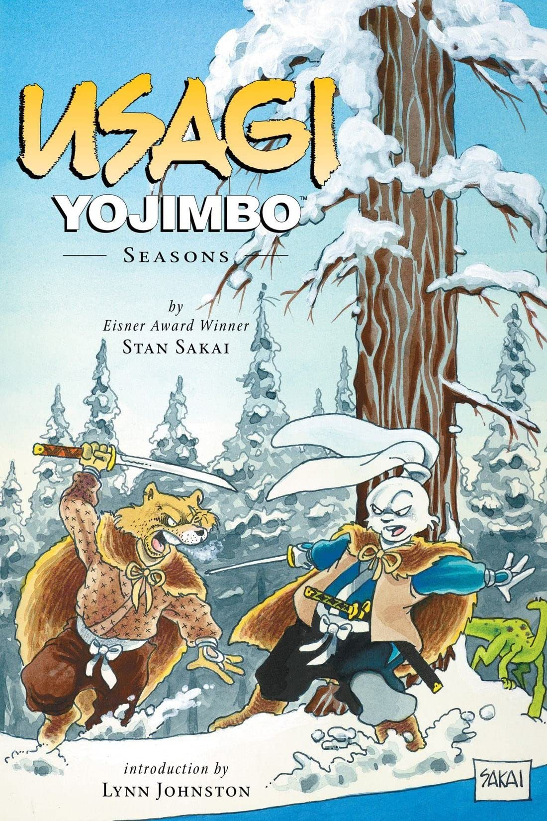 Usagi Yojimbo Seasons