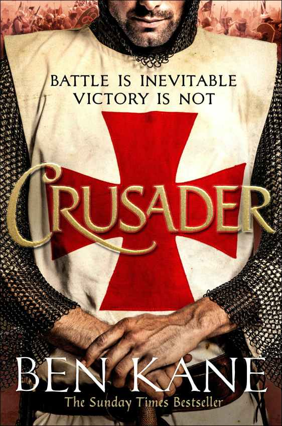Crusader Cover