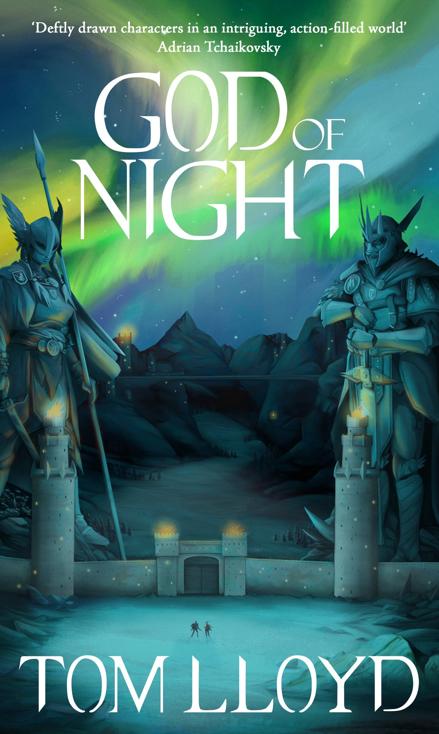 God of Night Cover