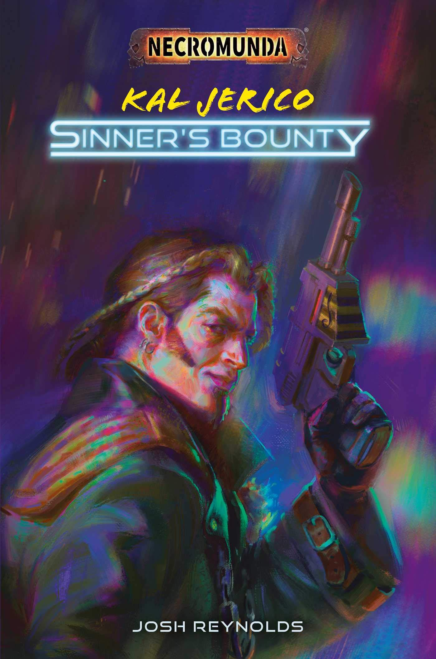 Kal Jerico - Sinner's Bounty Cover