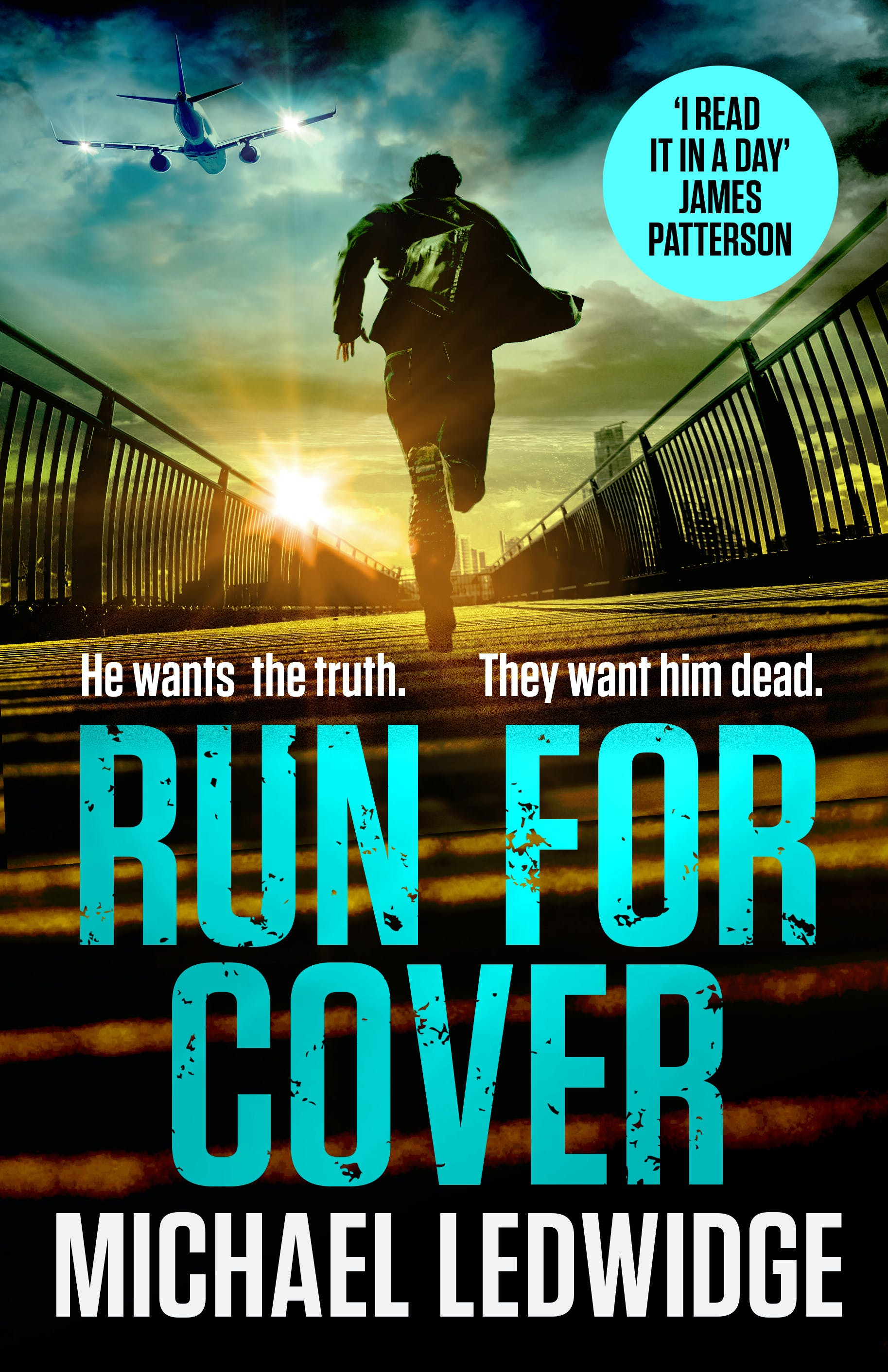 Run for Cover cover