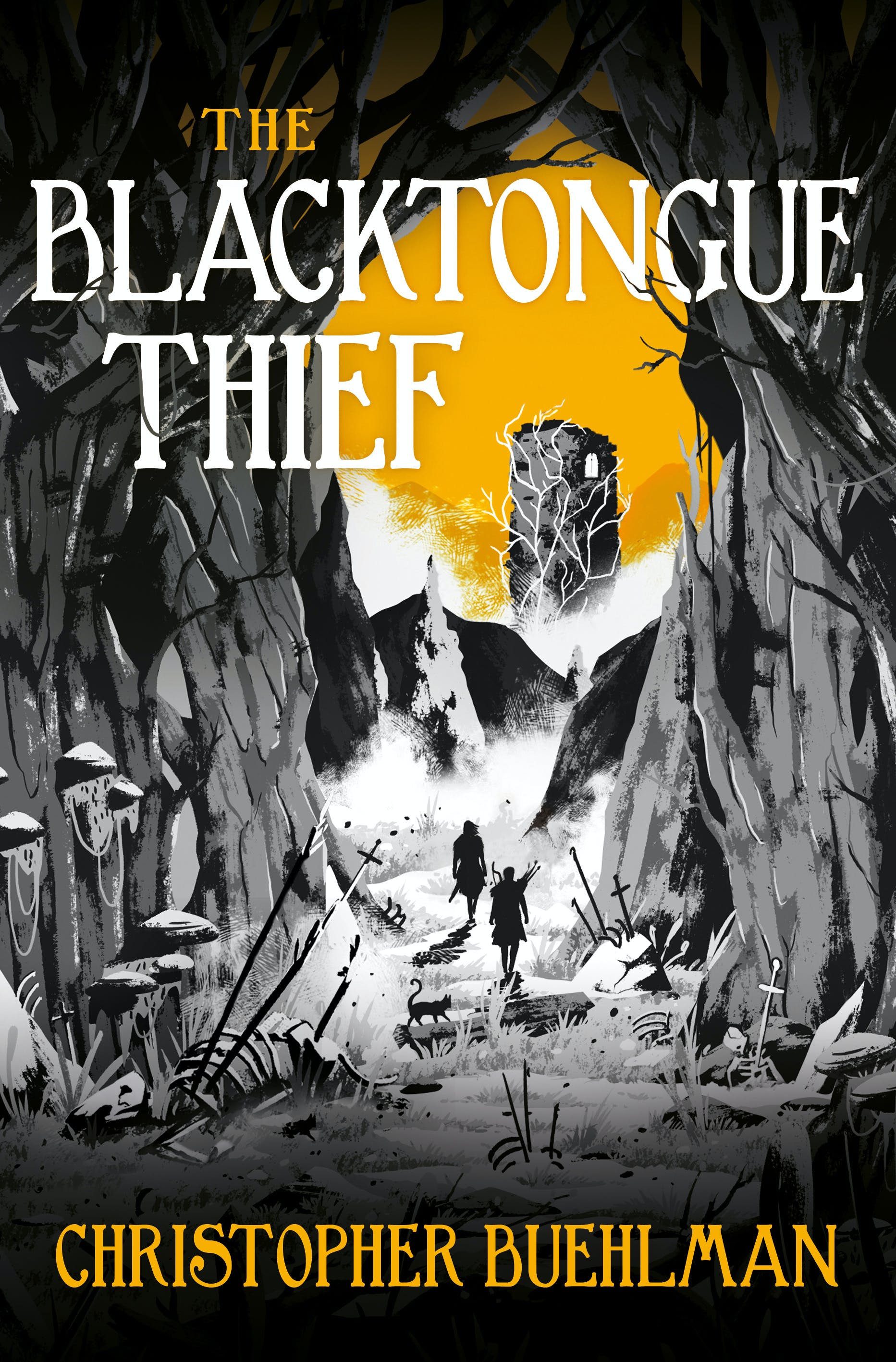 The Blacktongue Thief Cover