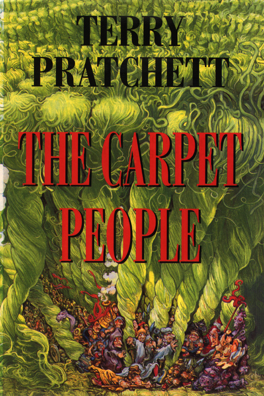 The Carpet People Cover