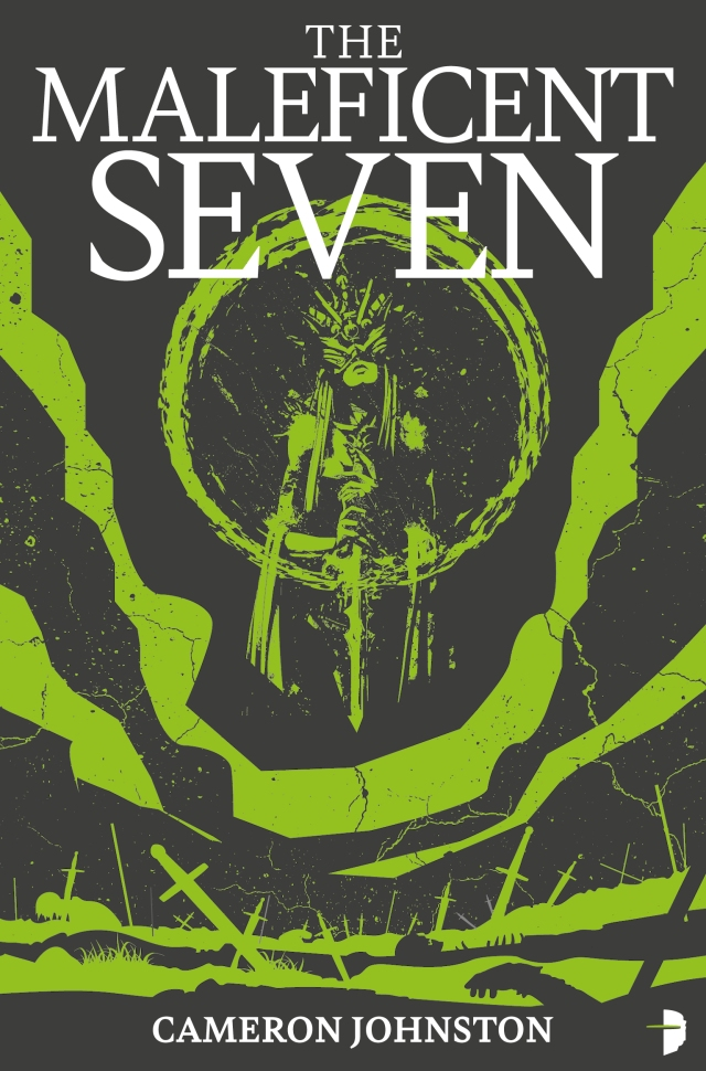 The Maleficent Seven Cover