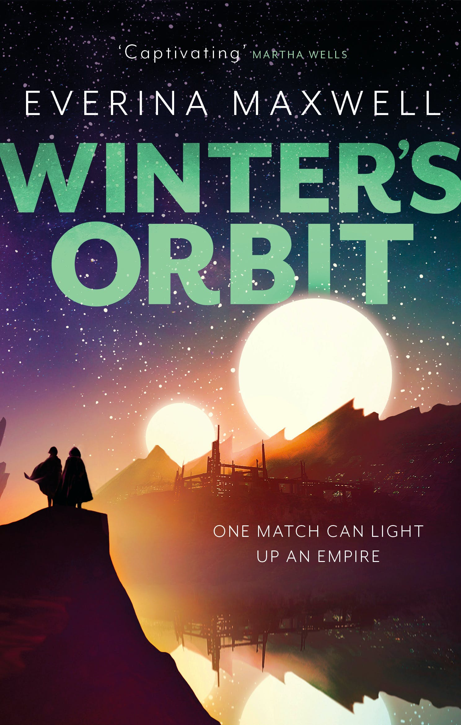 Winter's Orbit Cover
