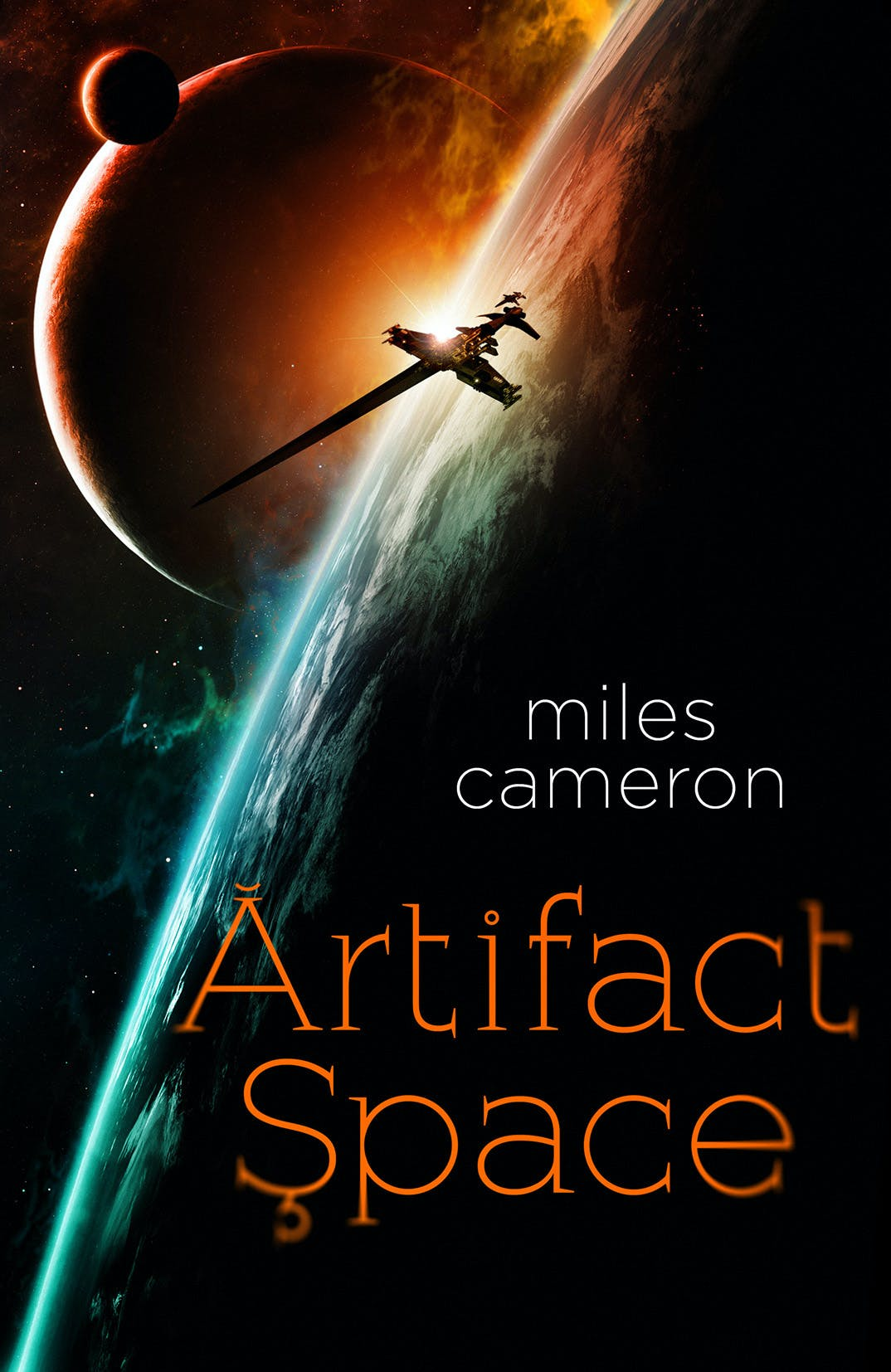 Artifact Space Cover