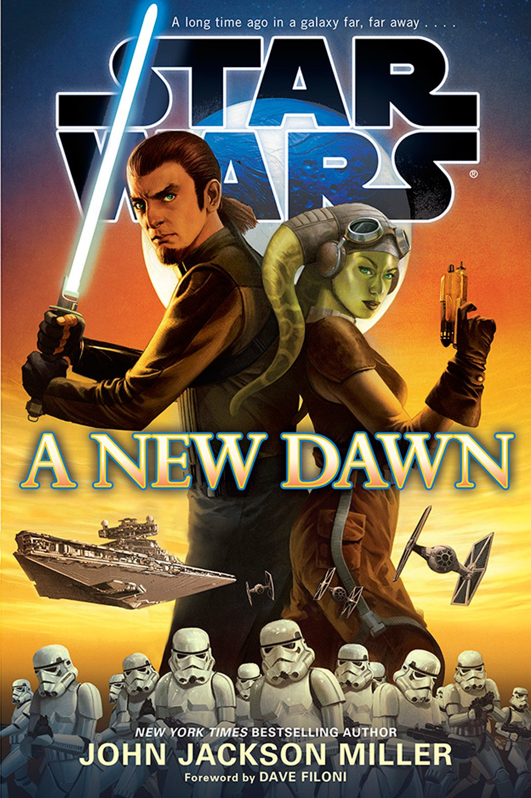 Star Wars - A New Dawn Cover