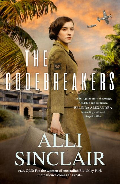 The Codebreakers Cover