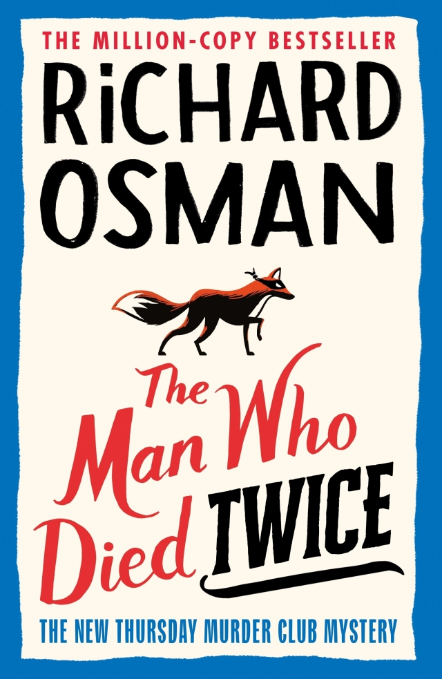 The Man Who Died Twice Cover