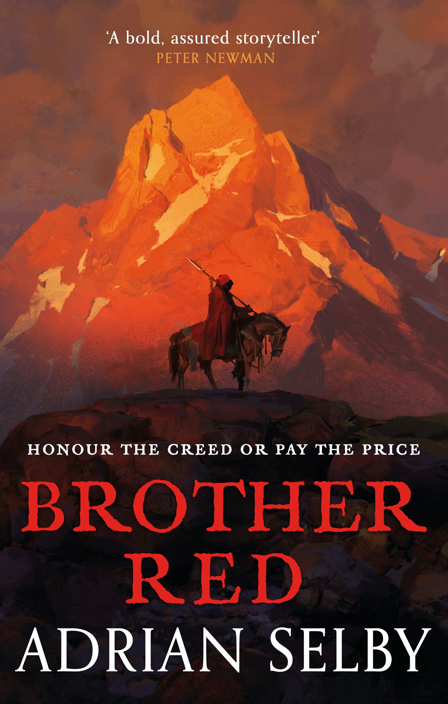 Brother Red Cover