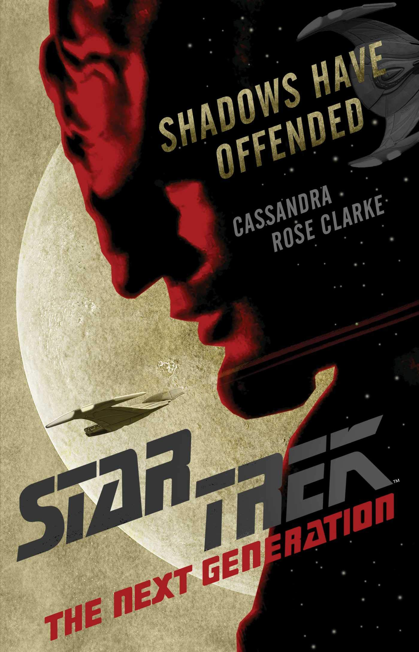 Star Trek - Shadows Have Offended Cover