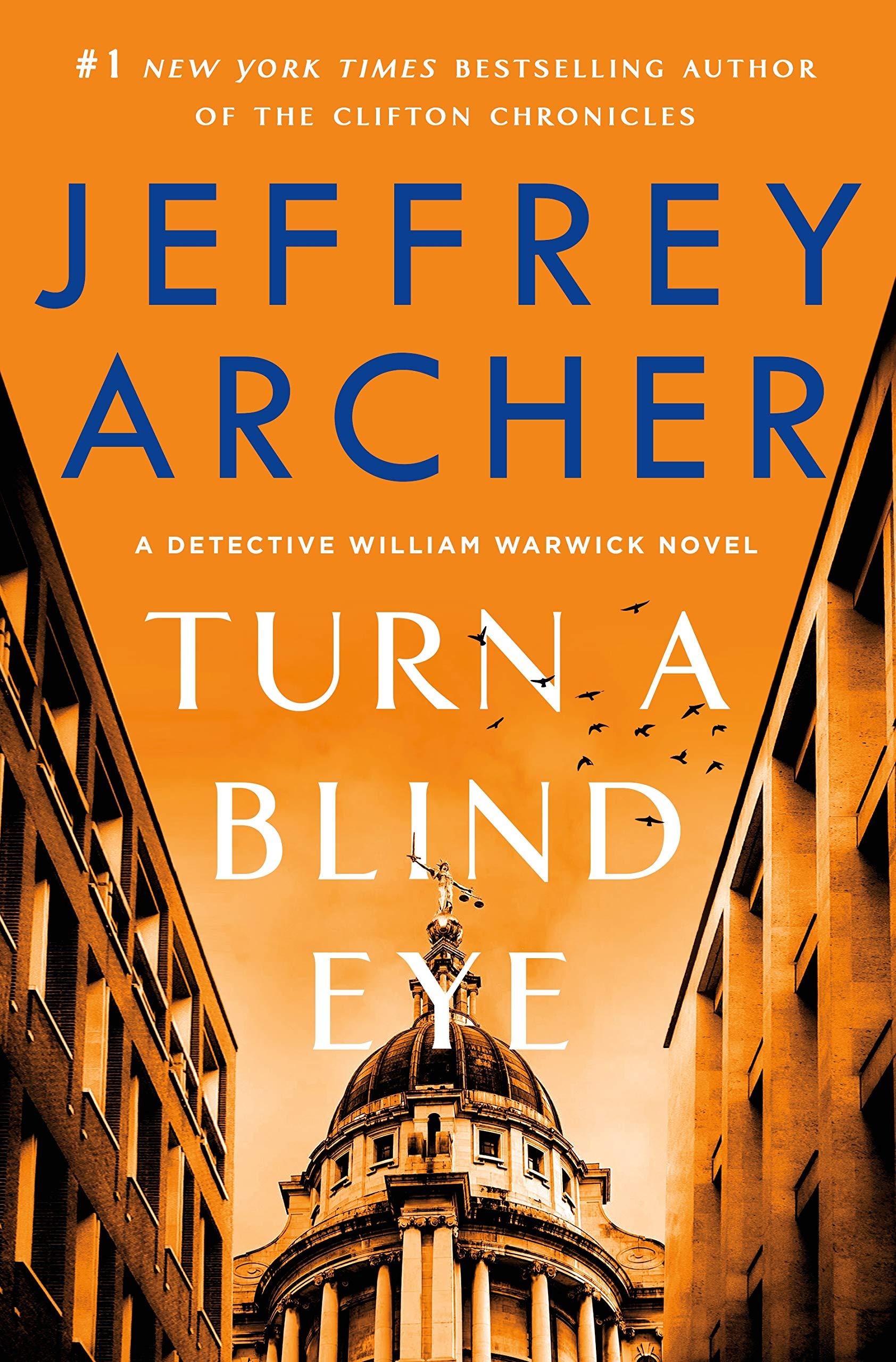 Turn a Blind Eye Cover 2