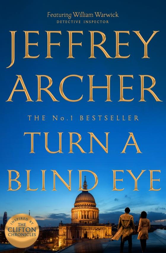 Turn a Blind Eye Cover