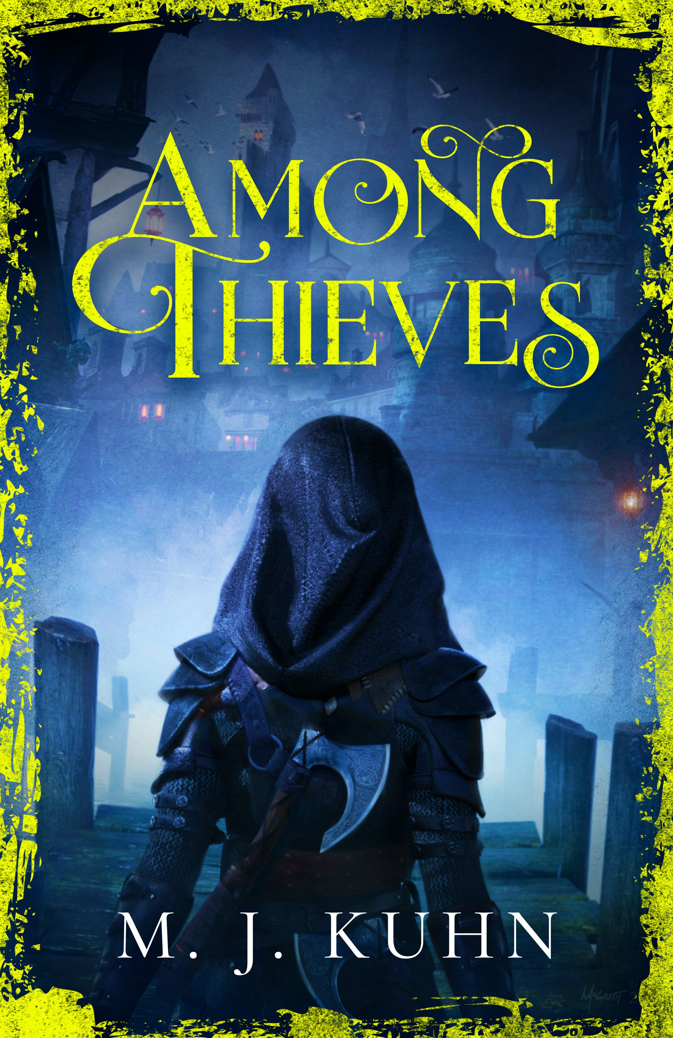 Among Thieves Cover