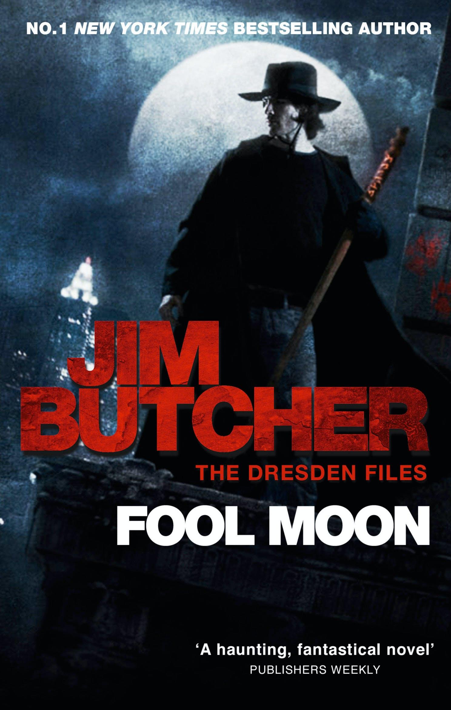 Fool Moon Cover