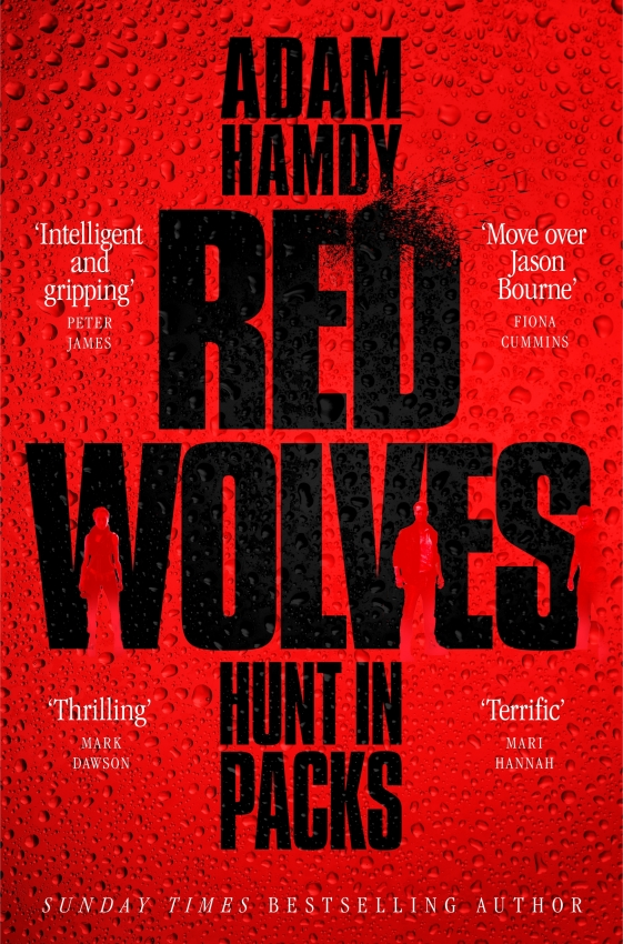 Red Wolves Cover
