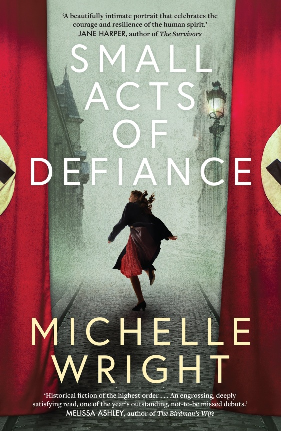Small Acts of Defiance Cover