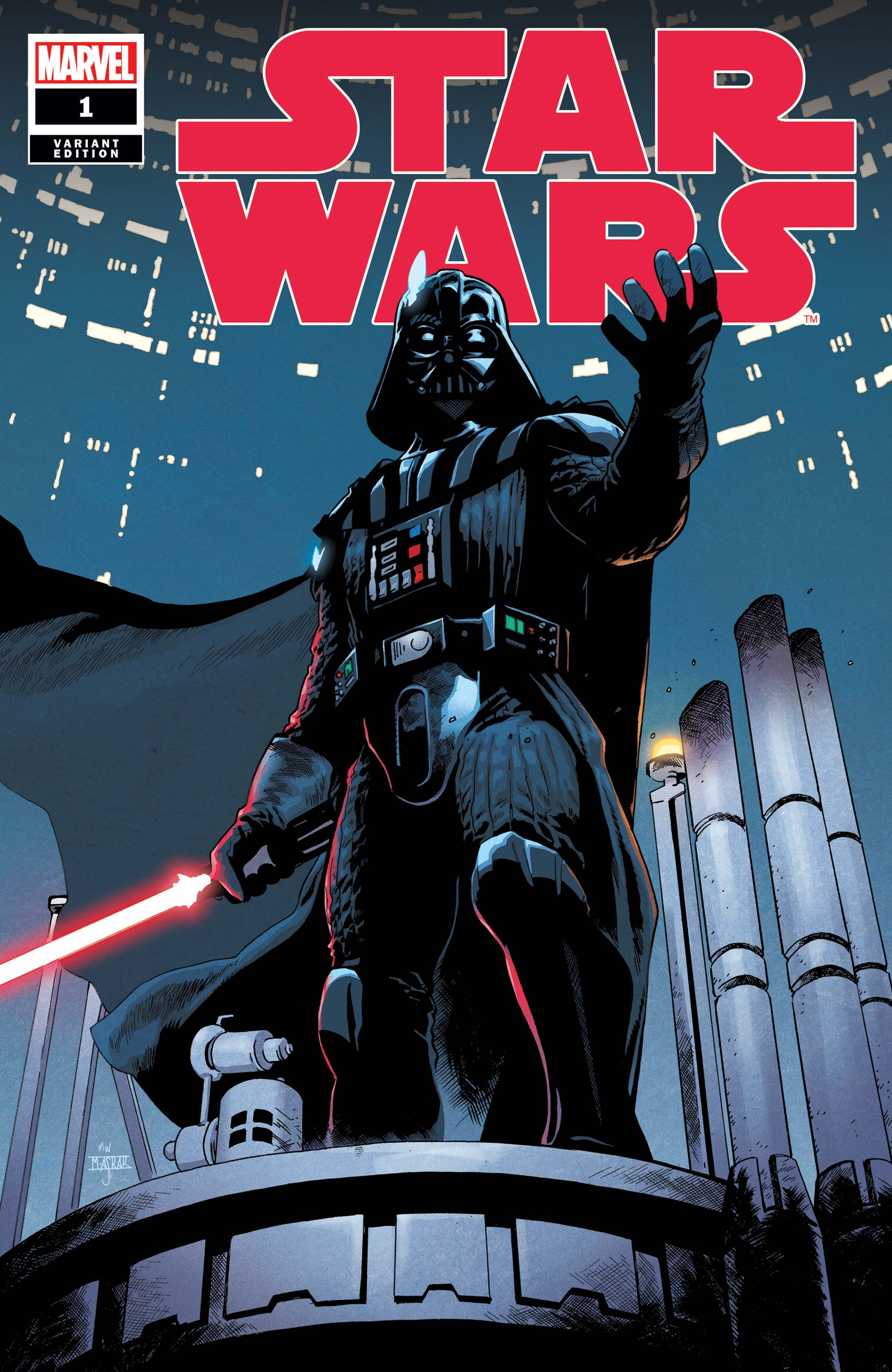 Star Wars (2020) #1 Cover