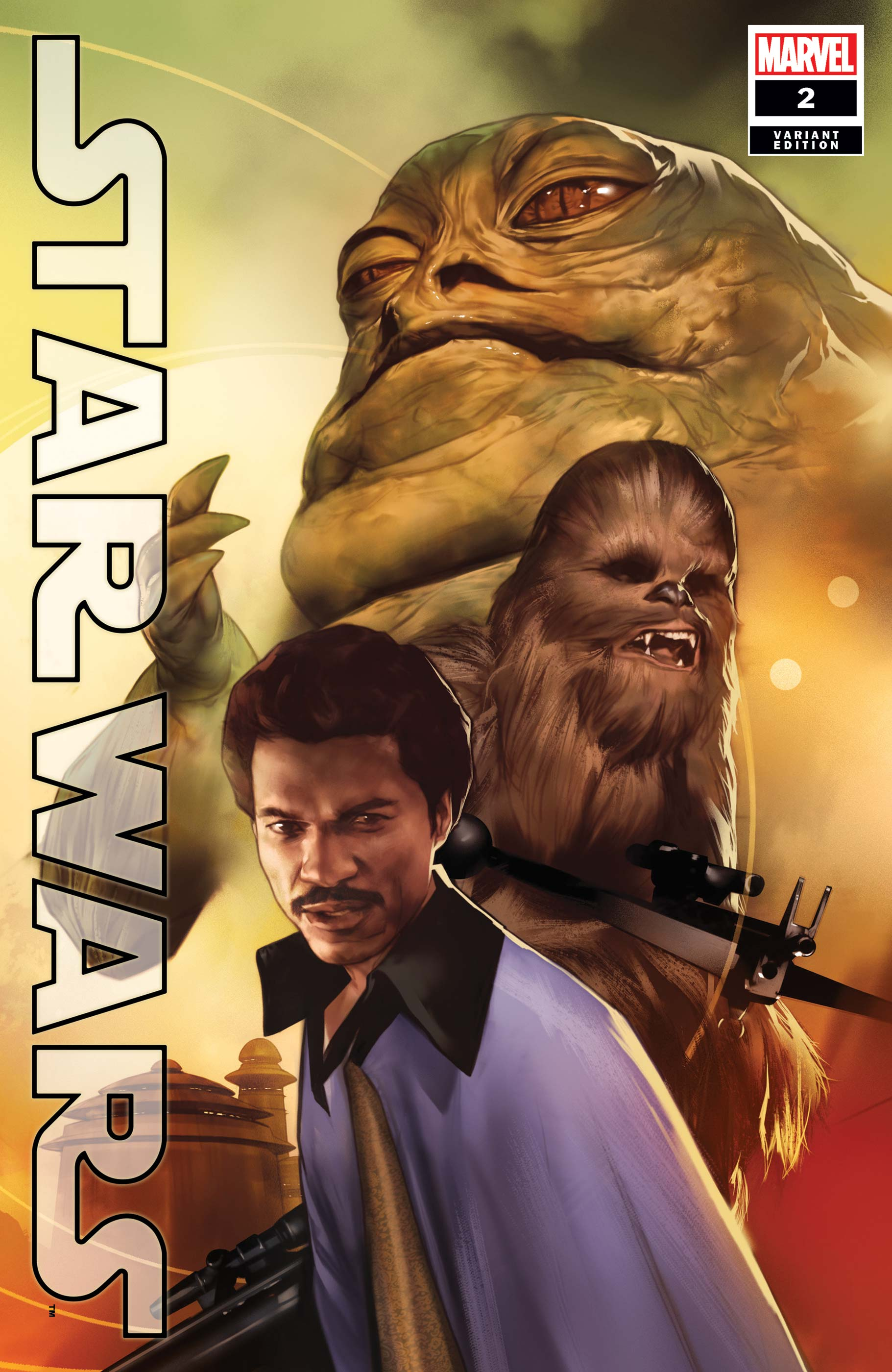 Star Wars (2020) #2 Cover2