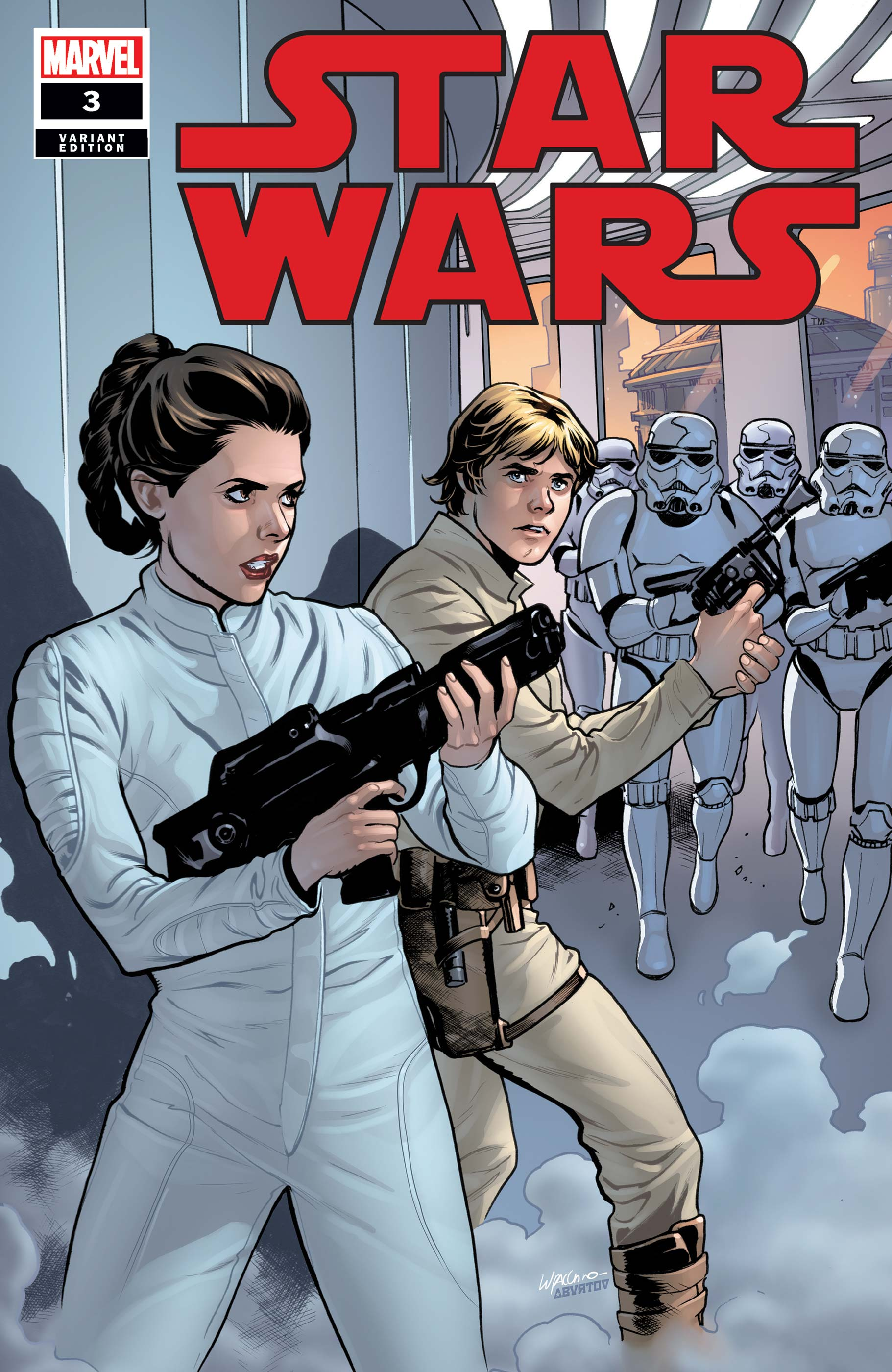 Star Wars (2020) #3 Cover2