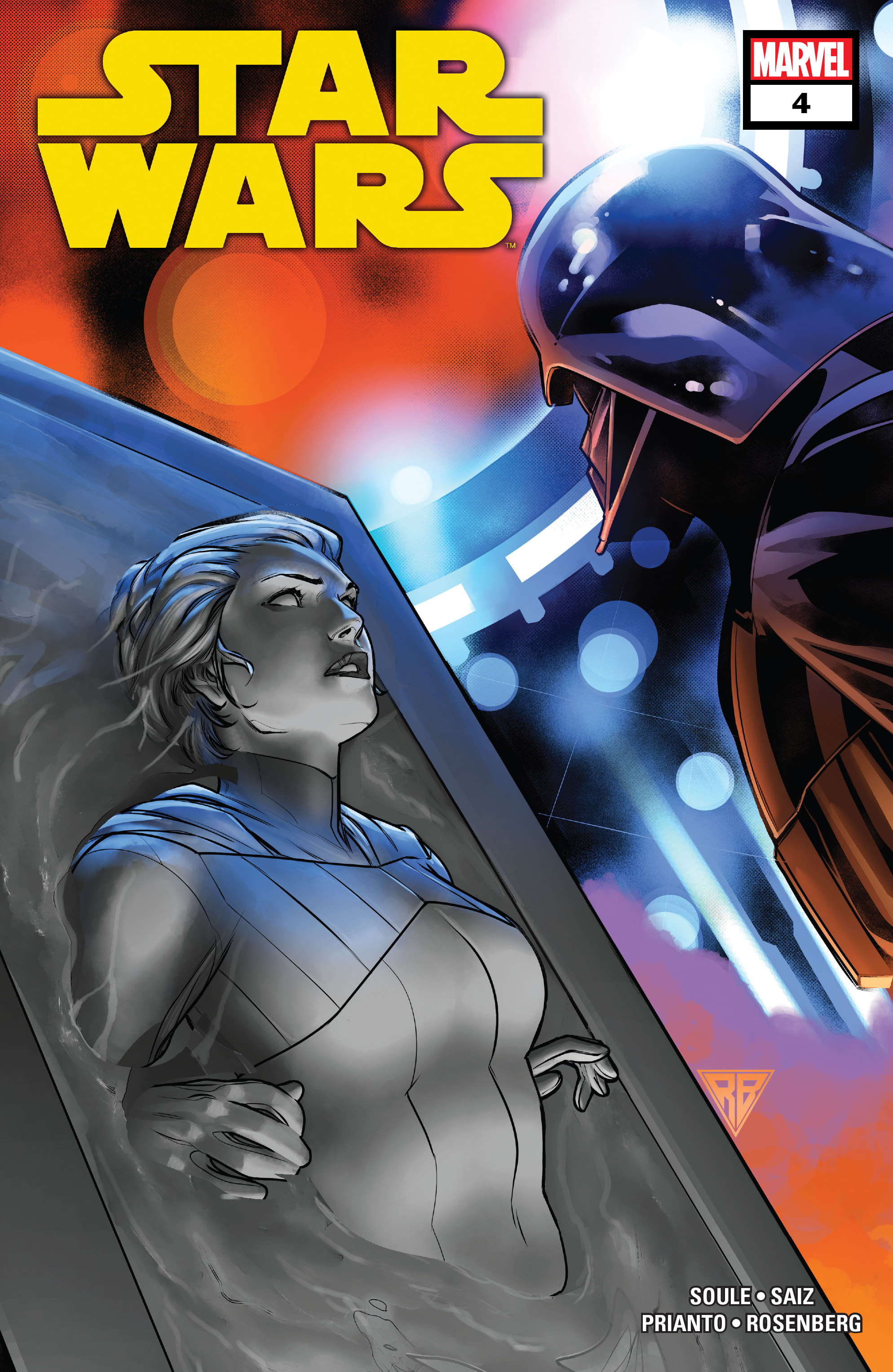 Star Wars (2020) #4 Cover
