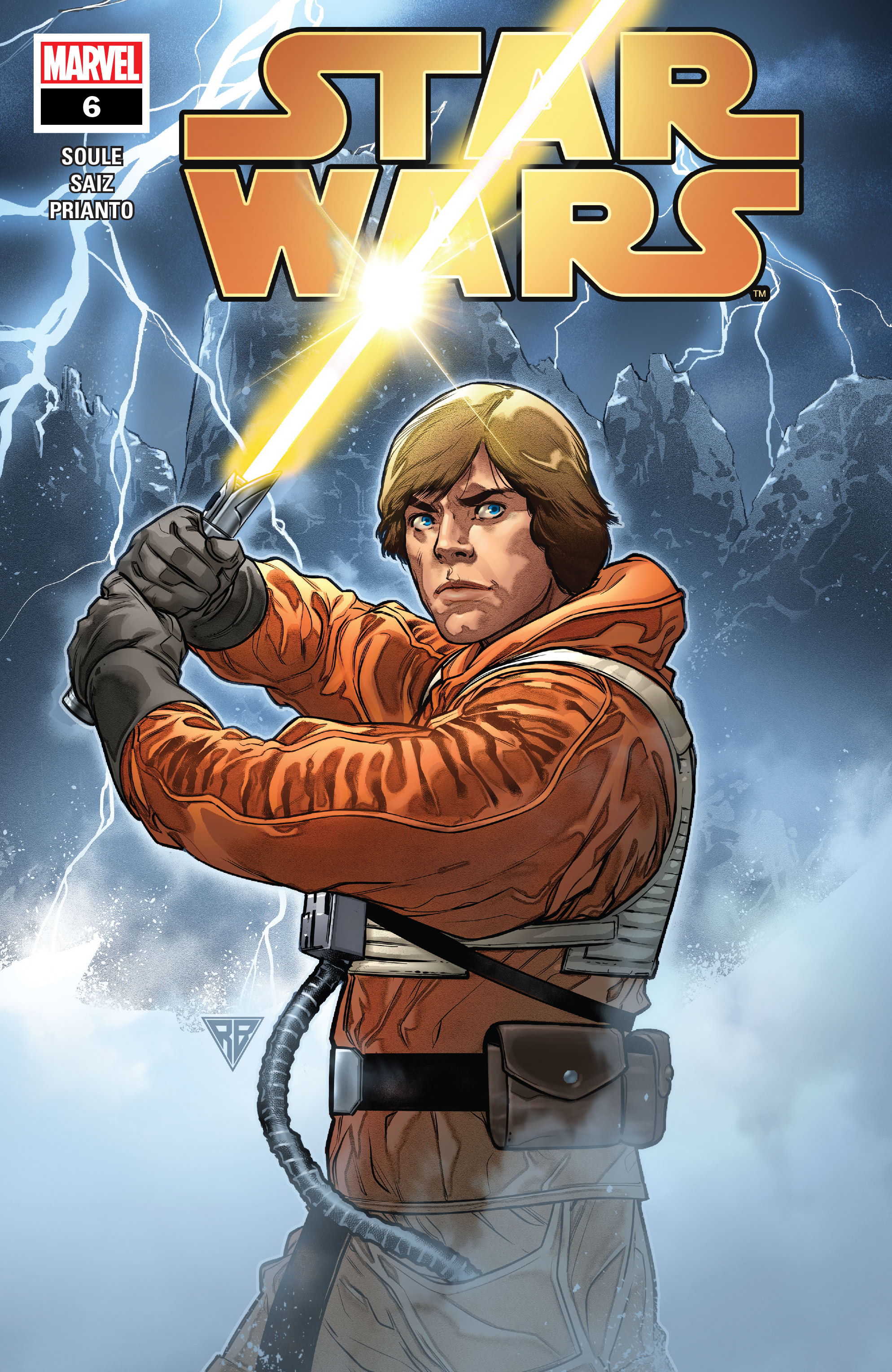Star Wars (2020) #6 Cover