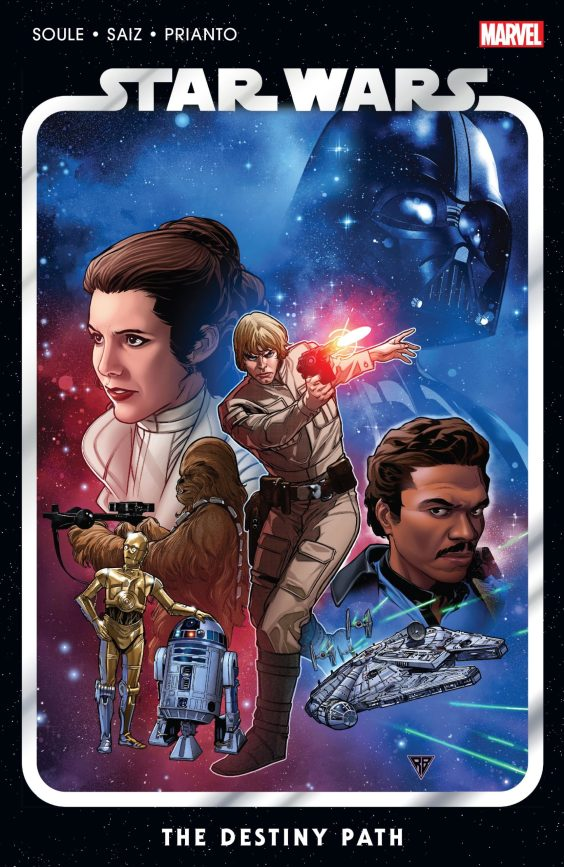 Star Wars (2020) - Volume 1 Cover