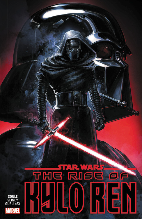Star Wars - The Rise of Kylo Ren Cover