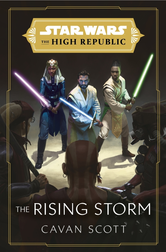 Star Wars - The Rising Storm Cover