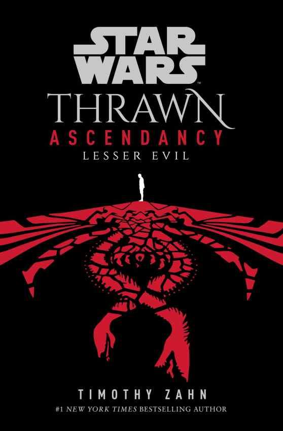 Star Wars - Thrawn Ascendancy - Lesser Evil Cover