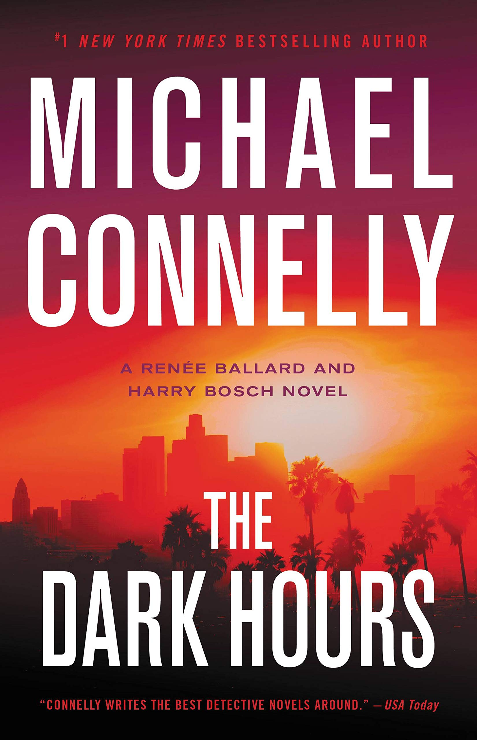 The Dark Hours Cover
